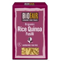 BioFair Organic Fair Trade Rice Quinoa Fusilli 250g